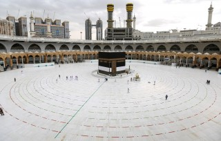 Saudi Arabia cho phép người miễn nhiễm SARS-CoV-2 hành hương đến Mecca