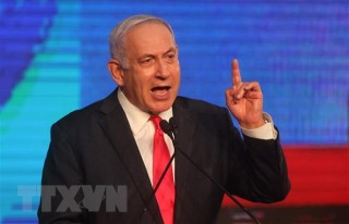 Tổng thống Israel chỉ định Thủ tướng Netanyahu thành lập chính phủ