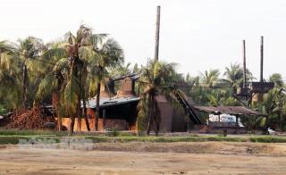 Giải quyết ô nhiễm môi trường do sản xuất than