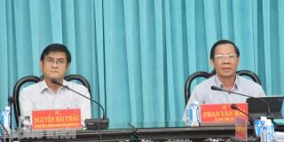Hội nghị trực tuyến toàn quốc giao ban ngành Kiểm tra Đảng quý I-2021