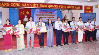 Huyện ủy Mỏ Cày Nam sơ kết 5 năm thực hiện Chỉ thị 05