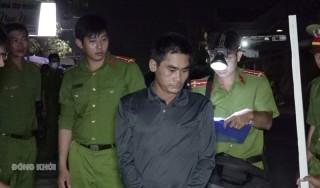 Thực nghiệm vụ án giết người ở xã Bình Thắng, huyện Bình Đại