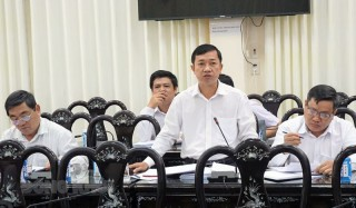 Tập trung thảo luận các giải pháp trọng tâm thực hiện Nghị quyết Tỉnh ủy quý II-2021