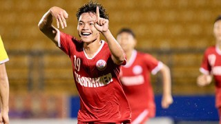 U19 SLNA thắng dễ Hà Nội trong trận đấu có 4 quả 11m