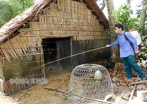 Triển khai tổng vệ sinh, khử trùng, tiêu độc môi trường chăn nuôi đợt 2-2021