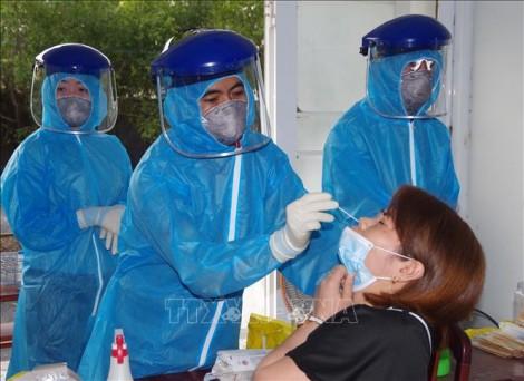 Chiều 11-4-2021, Việt Nam có thêm 1 ca nhập cảnh tại Kiên Giang mắc COVID-19