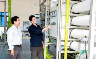 Lợi ích từ điều chỉnh quy hoạch cấp nước