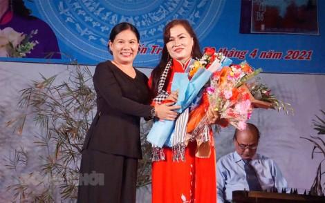 Nguyễn Thị Bế say mê sáng tác vọng cổ, bài bản tài tử và cải lương
