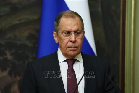 Nga tái khẳng định cam kết trong vấn đề Syria, Yemen