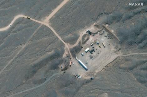 Iran chỉ đích danh Israel tấn công cơ sở hạt nhân Natanz