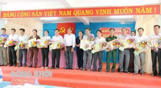 Huyện ủy Mỏ Cày Nam hội nghị sơ kết quý I-2021