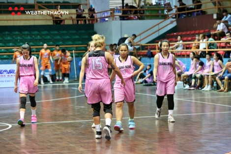 Quảng Ninh kiến nghị lên VBF sau tình huống thổi lỗi bước ngoặt tại giải bóng rổ VĐQG 2021