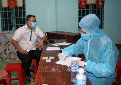 Chiều 13-4-2021, Việt Nam thêm 7 ca mắc mới COVID-19