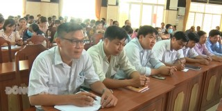 TP. Bến Tre quán triệt Nghị quyết Đại hội đại biểu toàn quốc lần thứ XIII của Đảng