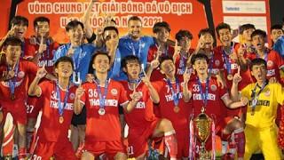 Vòng chung kết U19 Quốc gia 2021: PVF vô địch, Học viện NutiFood về nhì
