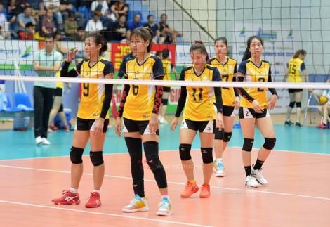 Thua Wsun Thái Bình, VTV Bình Điền Long An mất ngôi đầu