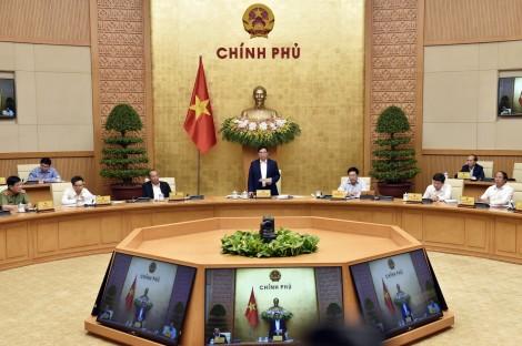 Thông cáo báo chí về phiên họp Chính phủ ngày 15-4-2021