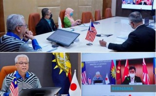 Nhật Bản và Malaysia nhất trí hợp tác chặt chẽ trong nhiều vấn đề