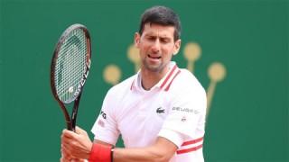 Djokovic bị loại ở vòng ba Monte Carlo Masters 2021