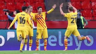Barcelona vô địch Cúp Nhà Vua lần thứ 31
