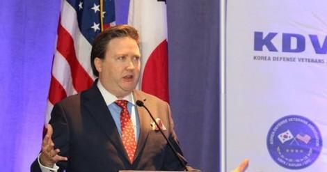 Ông Marc Evans Knapper được đề cử làm Đại sứ Mỹ tại Việt Nam