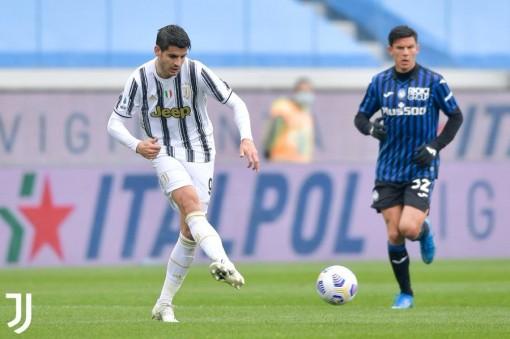 Vắng Ronaldo, Juventus để Atalanta chiếm vị trí thứ 3 trên BXH