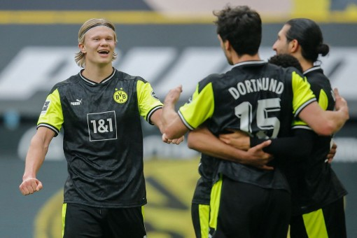 Haaland 'thông nòng', Dortmund khiến Bremen thua 6 vòng liên tiếp