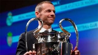 UEFA chính thức công bố thể thức mới của Champions League
