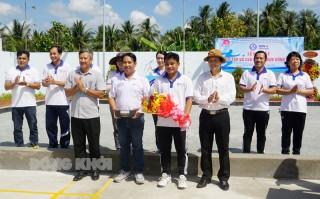 BIDV Đồng Khởi ra mắt Câu lạc bộ bi sắt