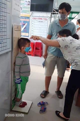 Tổng kết Dự án cải thiện tình trạng dinh dưỡng trẻ em