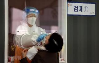 Hàn Quốc xác nhận 321 ca nhiễm các biến thể mới của virus SARS-CoV-2