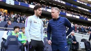 Tottenham chính thức bổ nhiệm Mason thay Mourinho