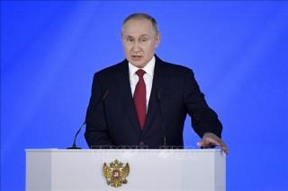 Tổng thống Nga đọc Thông điệp Liên bang thứ 27