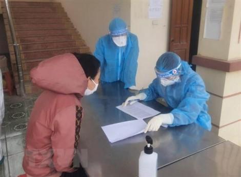 Việt Nam ghi nhận thêm 5 ca mắc mới, được cách ly sau khi nhập cảnh