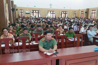 Bình Đại triển khai Nghị quyết Đại hội XIII của Đảng