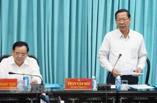 Ủy ban Bầu cử tỉnh tổ chức kỳ họp lần thứ 5