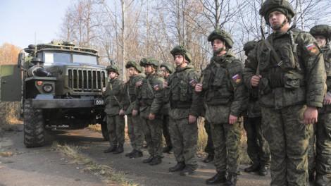 Nga ra lệnh rút dần quân từ biên giới với Ukraine