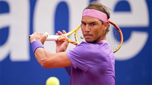 Nadal thắng nhọc trận đầu Barcelona Open 2021