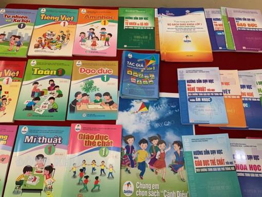 Danh mục sách giáo khoa lớp 2, lớp 6