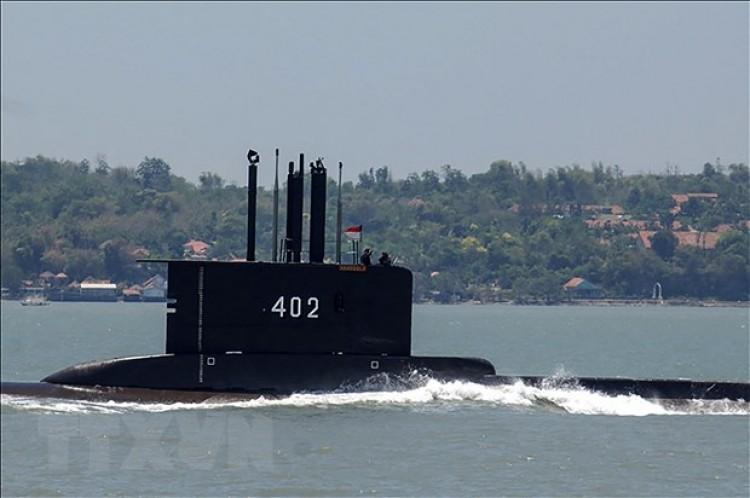 Tàu ngầm Indonesia cùng 53 thủy thủ đoàn mất tích