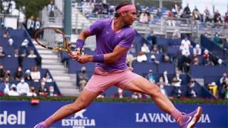 Nadal thoát hiểm vào tứ kết Barcelona Open 2021
