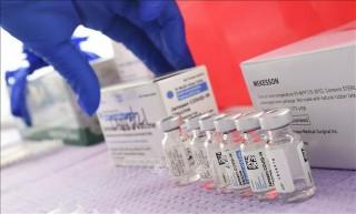 Đức chưa áp đặt hạn chế sử dụng vaccine của Johnson & Johnson