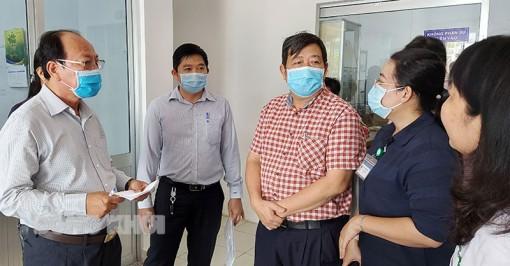 Hoàn tất công tác chuẩn bị tiêm vắc-xin phòng Covid-19
