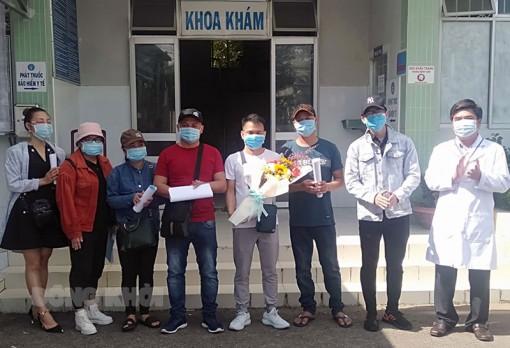 7 bệnh nhân Covid-19 được xuất viện