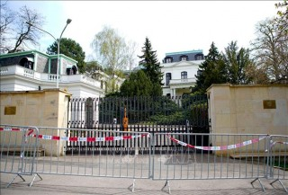Nga giảm số nhân viên của Đại sứ quán CH Séc