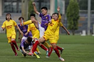 Toàn thắng, Hà Nội I và Phong Phú Hà Nam vào bán kết