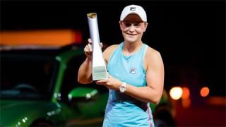 Ashleigh Barty vô địch Stuttgart Open 2021