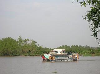 Tam Hiệp và Hưng Phong được công nhận xã đảo