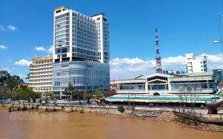 Xây dựng phát triển đô thị xanh thông minh