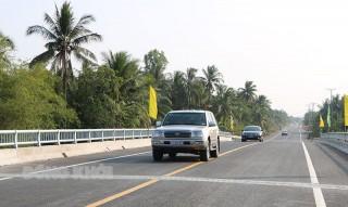 Dự án nâng cấp, mở rộng và xây dựng 4 đoạn tuyến quốc lộ 60